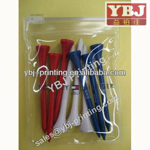 Eyebrow pencil pvc plastic bag