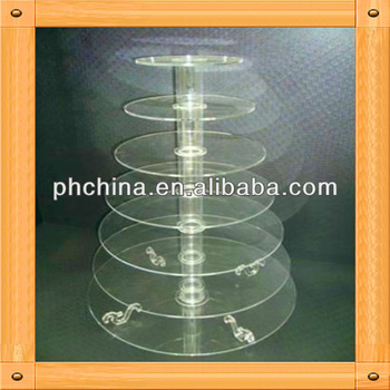 An-a545 Modern Design Factory Sell Wedding Cake Stand Crystal,Crystal Stands For Weddings,Cupcake Stand Crystals