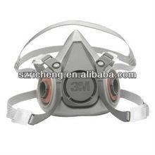 3M 6200 Half Face Gas Mask air pollution masks