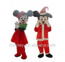 HI CE mickey mr met costume/ met mascot