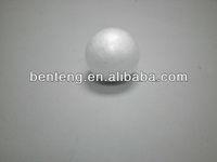 christmas polystyrene foam shape