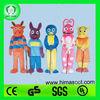 HI EN71 led adult backyardigans professional costumes
