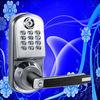 LS8015TM push button door lock with TM card ibutton key