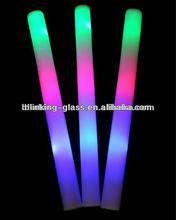 colourful led foam glow stick