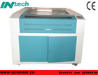 Supporting Vista and Win7 system5030 laser cut machine with 50W co2 laser tube QC5030