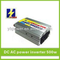 500Watt electric power inverter DC AC used for solar system