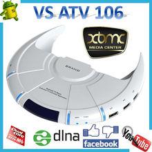 Network TV box flash 11 Google Player video blue film support 3D game tv box