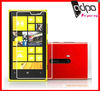 Mnufacturer Mobilephone Screen Protector for Nokia Lumia 720