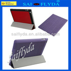 High Quality Magnetic Smart Cover Case For New iPad Tablet PC Case