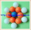 hollow practice golf ball high quality outdoor or indoor golf ball