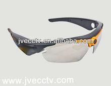 2012 New Fashion hd 720P glass camera;sunglasses camera; glass camera