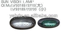 Shacman Delong F3000 truck parts truck Sun visor Lamp / heavy truck parts