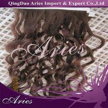 "16"" - 24"" 100% Human PU EMY Tape Skin Hair Extensions 20pcs&40g #2 DARKEST BROWN 5sets lot"
