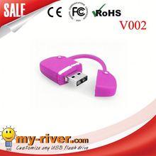 Custom lovely bag shape USB Flash Drive traveling cooler bag for medication