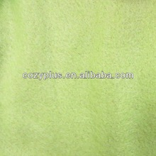 2013 shaoxing top 10 Fleece Blanket 100% Polyester Fabric for guangzhou furniture leather living room sofas