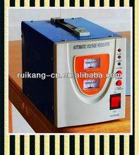 relay or servo AVR output 220V 110V auto voltage regulator