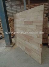 rubber wood finger joint board with bloackboard