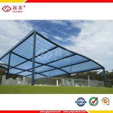 clear plastic, corrugated plastic, plastic corrugated sheet
