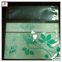 High quality pvc opp bag header