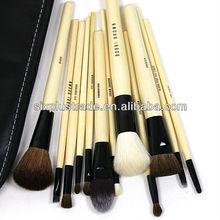 12 pcs custom japan cosmetic brushes