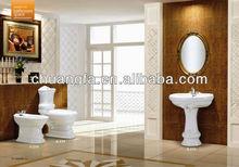 Decorated Bathroom Suite