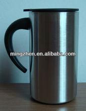fashional design stainless steel mini 9oz coffee mug with painting