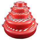 1''-13'' ABS Gate valve cover