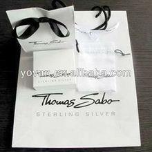 luxury paper carrier bag wholesale
