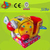 GM5783 Kids Electric Coin Operated Amusement Swing Luxury Plane