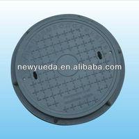 smc manhole cover en124 d400