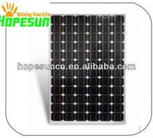 High Efficiency CE 80W Monocrystalline Solar Cells Product