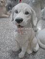 stein hund statue figur