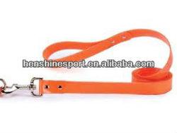 electronic led dog urethane dog leash