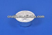 aluminium foil container for egg tart