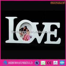 Online Photo Frames, Love Letter Shaped