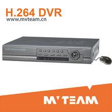 Hot ! H.264 CMS Free Surveillance Standalone DVR 8CH Mini Camcorder
