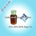 Alta quantidade suplemento de saúde DHA óleo forma algas