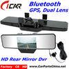 gps 4.3'' Screen g-sensor bluetooth hd 720p f20 2ch mini dvr