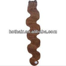 100% premium now human virgin european hair extensions