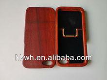 2013 Novel for wooden case for iphone 4/wood case(OEM)