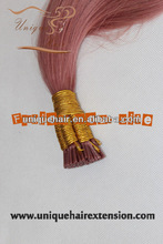 Silicone micro bond hair/ Italian keratin hair extension