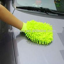 2012 Nice Microfiber Car wash glove Chenille glove)