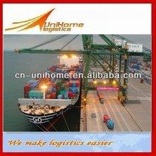 Competitive Sea freight/shipping from China to TRIPOLI/BENGHAZI/MISURATA, LIBYA