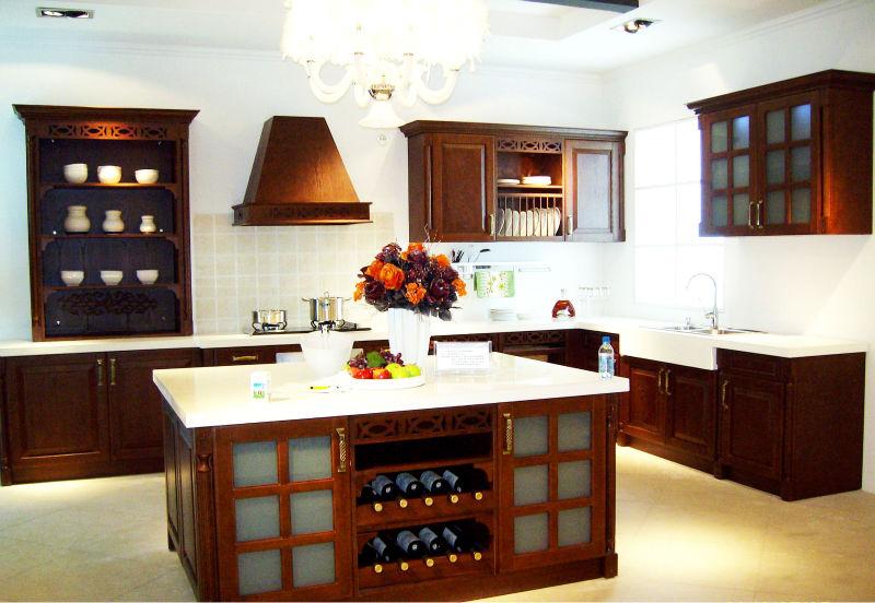 Rústico diseño de la cocina de diseño de cocinas pequeñas-Cocinas ...