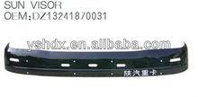 Shacman Delong F3000 truck parts truck Sun visor DZ13241870031/ heavy truck parts