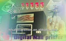 New York digital photo nail art printer
