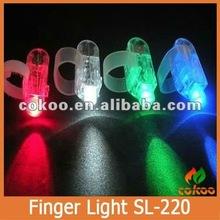 Hottest Finger Light Toy ,Sell Well Light Item SL-220