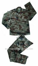 Military woodland pants&shirt uniform/ wholesale bdu military uniform