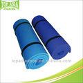 Eco- ambiente ronda de espuma yoga esteras/alfombrillas nbr