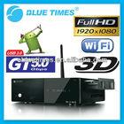 3D Android 1080P Full HD Network DLNA MKV Bluray ISO Media Player Realtek 1186 TV Box